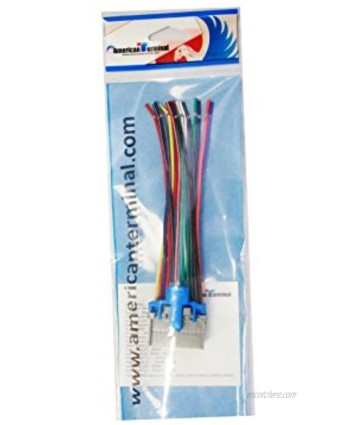 American Terminal ATR1-2002 Reverse Wiring Harness for Select 2000-2005 Saturn