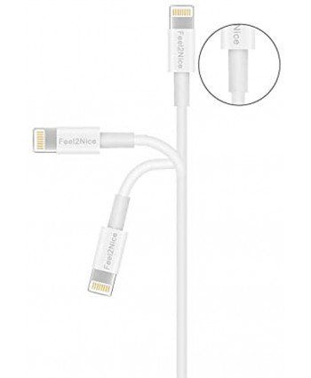 5 Pack Apple MFi Certified iPhone Charger 10 ft,Long Lightning Cable 10 Foot,High Fast 10 Feet Apple Charging Cables Cord Connector for iPhone 12 Mini 12 Pro Max 11 Pro MAX XS Xr X 6 AirPods
