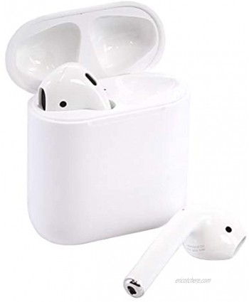 Renewed Apple AirPods 2 with Charging Case White