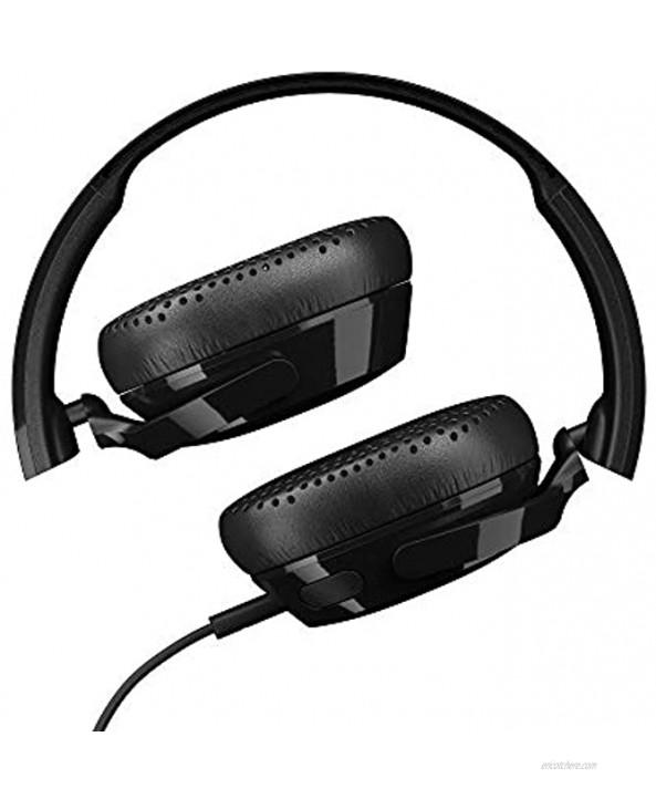 Skullcandy Riff On-Ear Headphone Black