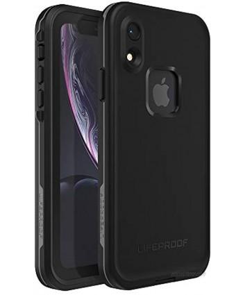 LIFEPROOF FRĒ SERIES Waterproof Case for iPhone Xr Retail Packaging ASPHALT BLACK DARK GREY