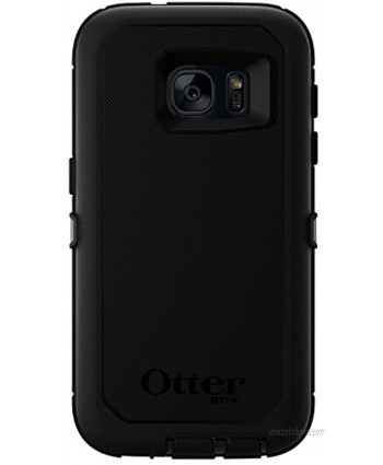 OtterBox DEFENDER SERIES Case for Samsung Galaxy S7 Retail Packaging BLACK