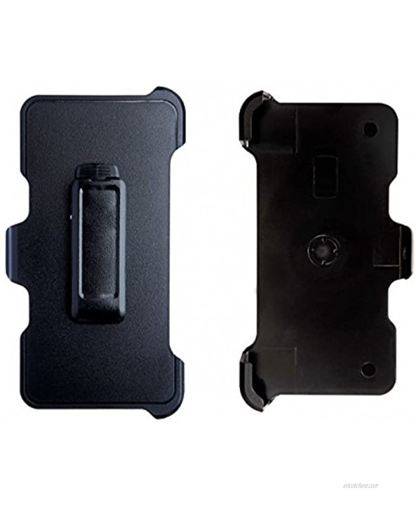 AlphaCell Holster Belt Clip Replacement Compatible with OtterBox Defender Series Case for Apple iPhone XR ONLY 2 Pack