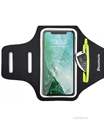 Running Cell Phone Armband Phone Holder for iPhone 12 11 Pro XR XS 8 7Plus,Galaxy S20 S10 Note 20 10 Running Arm Band Case Gear Accessories for Runners,Jogging,Exercise,Workout