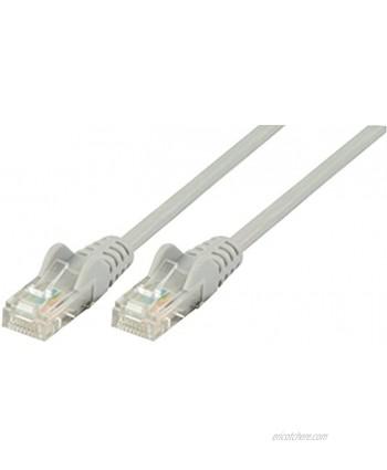 Valueline CAT5e UTP Network Cable RJ45 8P8C Male RJ45 8P8C Male 5.00 m Grey [VLCP85100E5.00]